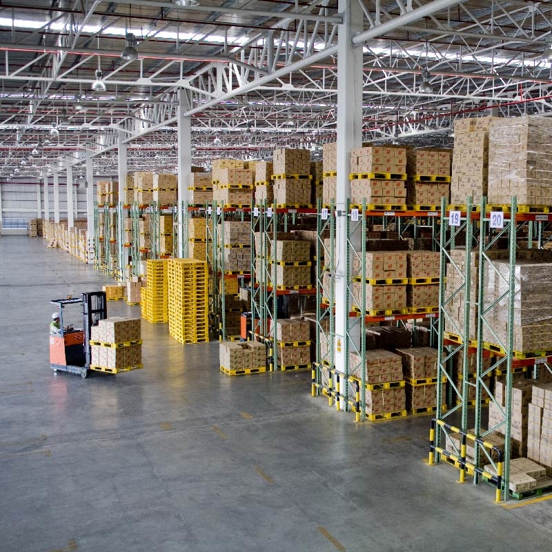 Learning-enabled Third Party Logistics